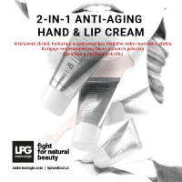 2-IN-1 ANTI-AGING HAND & LIP CREAM