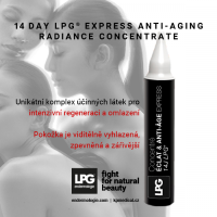 14 DAY LPG EXPRESS ANTI-AGING RADIANCE CONCENTRATE